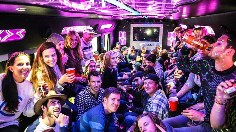 Bringing Roach Tips Onto a Party Bus
