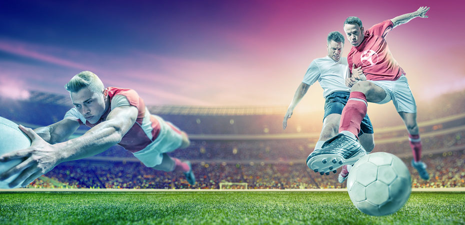 Playing Football Games Online and Win Jackpot